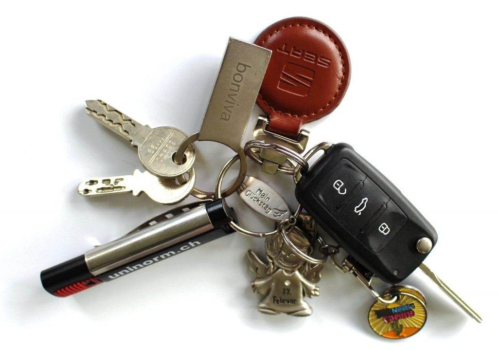 How to Prevent Losing Your Car Keys